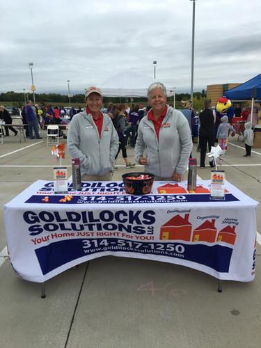 Goldilocks Solutions at Community Fair
