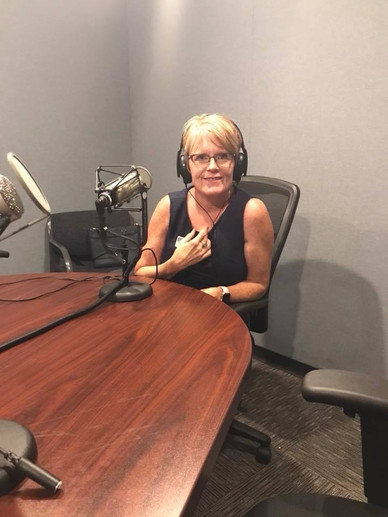 Carolyn Parmer, Goldilocks Solutions owner on the radio