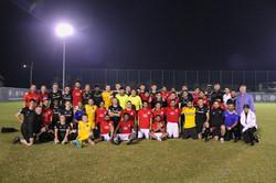 ADISL All-Star vs Team Wellington FC
