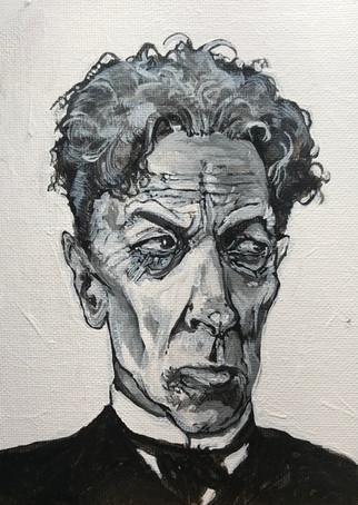 Dr Pretorius from Bride of Frankenstein