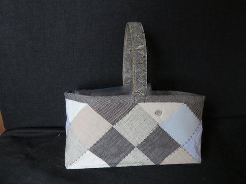Grey Fantasy Basket