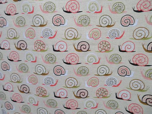 Colorful Snails