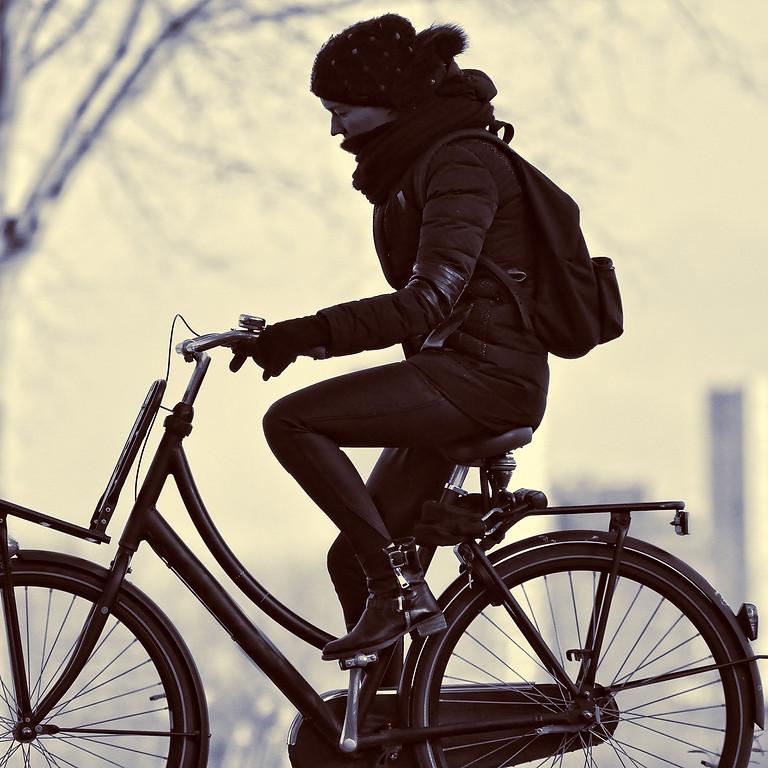 Готовь сани летом, а велосипед зимой