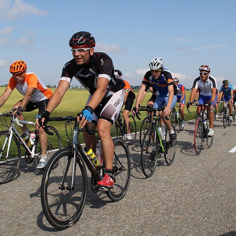 Первенство Красноярского края по велосипедному спорту