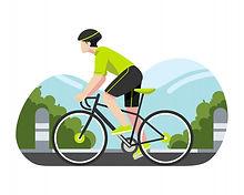 man-riding-bike-street-vector-illustrati