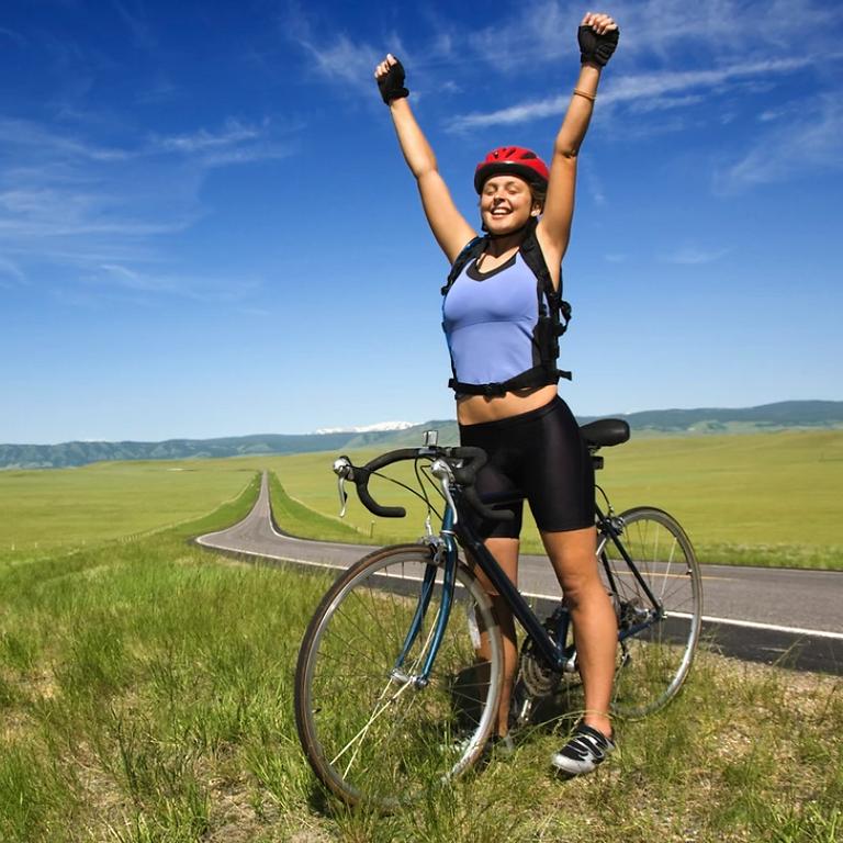 Здоровье и велосипед