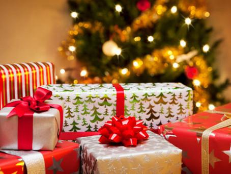 Vamos organizar os presentes de Natal?