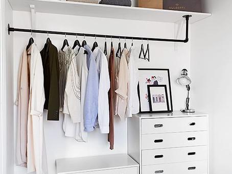 Como Fazer um Closet Gastando Pouco