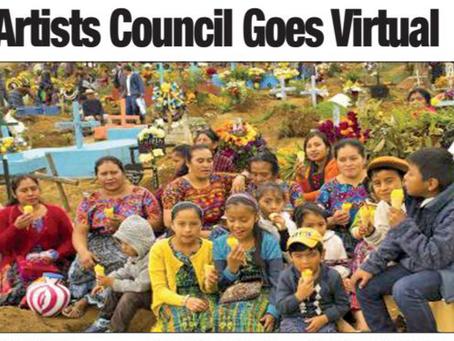 Desert Star - Artists Council Goes Virtual