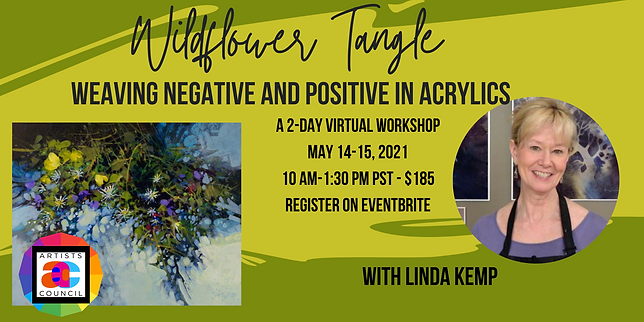 Wildflower Tangle - Linda Kemp.png