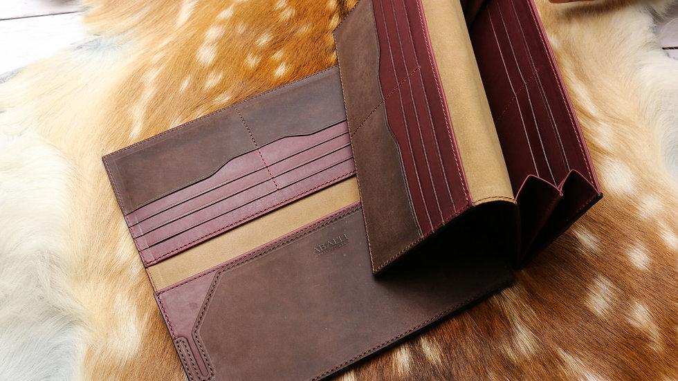 Men's Wallet [slim-card]