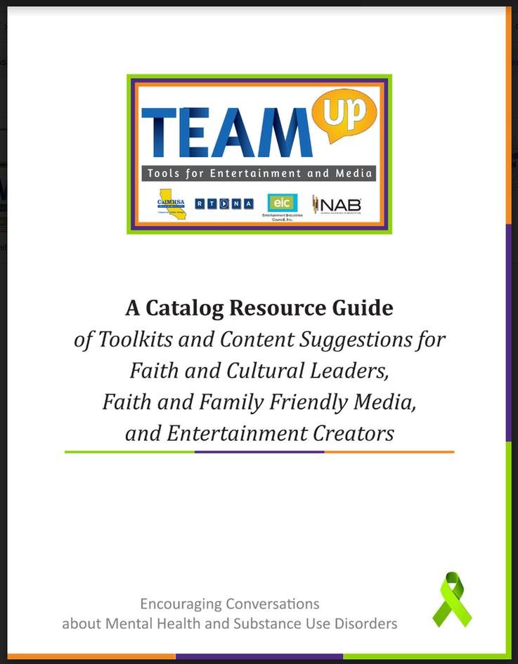 Faith and Family Friendly Toolkit