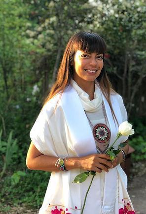 Ordination day for Adriana Gonzalez owner