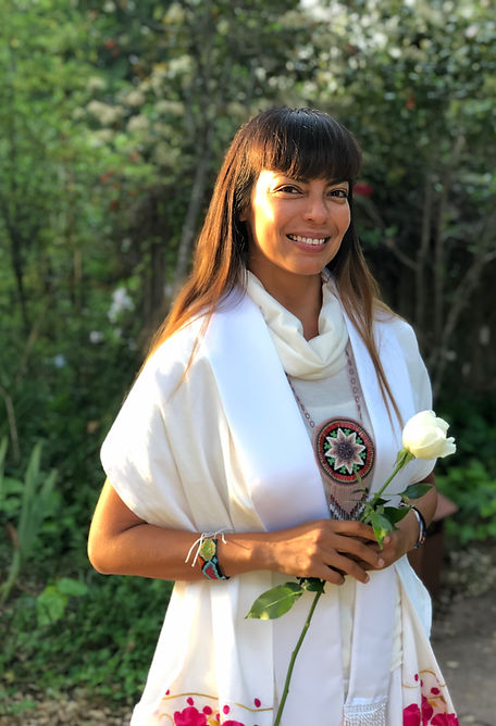 Ordination day for Adriana Gonzalez owner