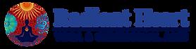 Radiant Heart Yoga Logo FINAL Horizonal