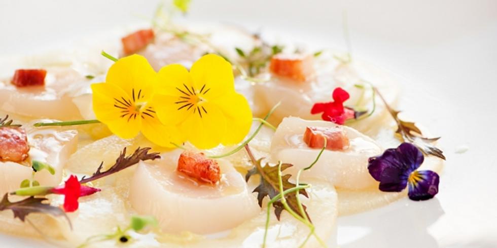 Kochen & Floristik - festliche Gerichte und Dekorationen für Gäste