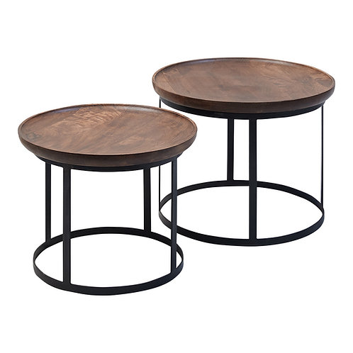 MELISSA - Coffee tables -  set of 2