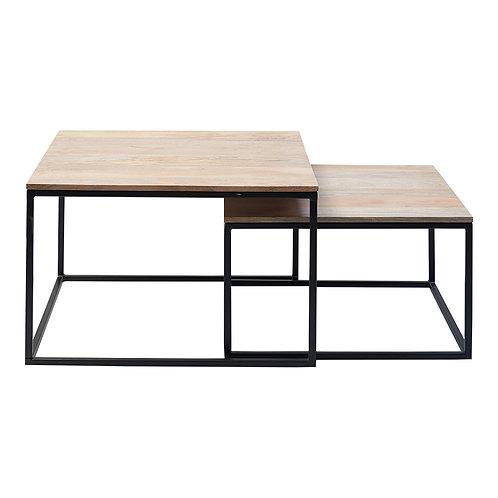 MELISSA - Coffee tables -  set of 2