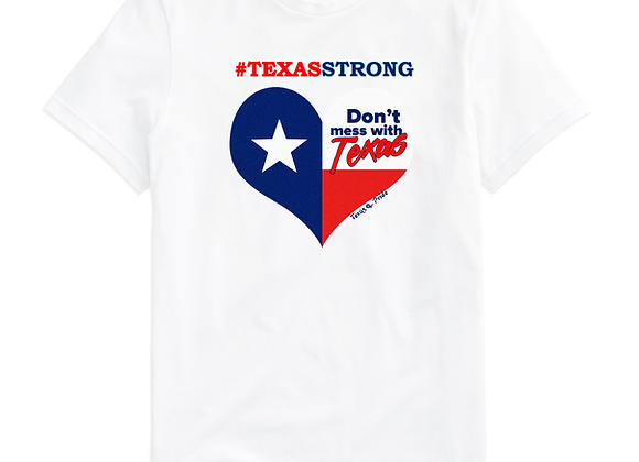 Texas Strong by Texas Pride T-Shirts
