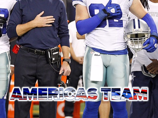 Dallas Cowboys may be planning unity statement before Monday's game?