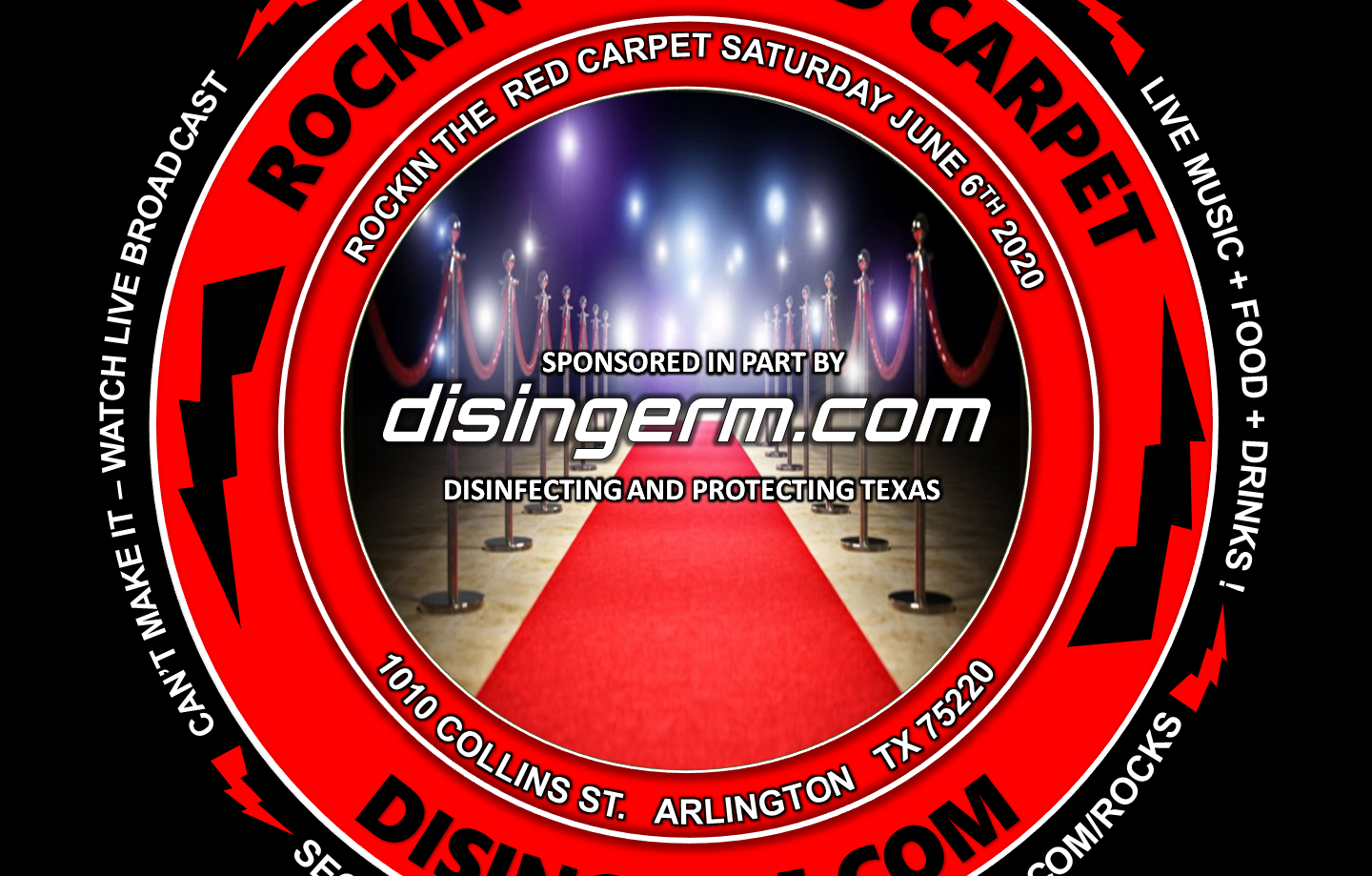Rockin the Red Carpet 2020