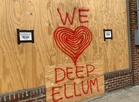 How Many Businesses in Deep Ellum Texas will Survive?