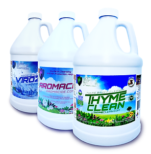 virozide-h2o2-aromacide-tio2-thyme-clean