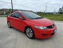 2015 Honda Civic Dallas Texas