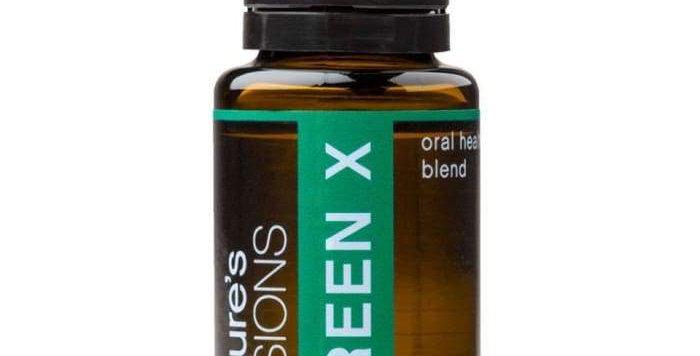 Green-X Oral Health 15-Ml Essential Oil