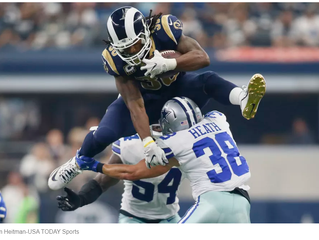 After fast start, Cowboys can't stop Rams  ending an eight-game home winning streak.