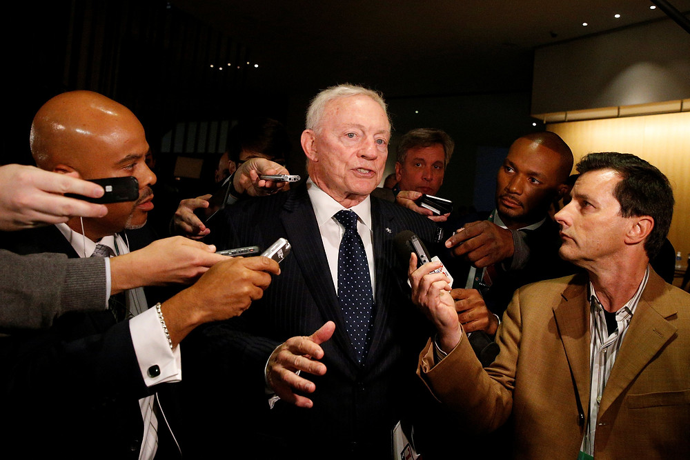 Jerry Jones vs the NFL Et Al