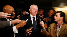 Jerry Jones is the only NFL team owner that has the Kahunas to take on other NFL team owners