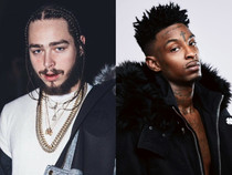 Post Malone Drops Rockstar Ft. 21 Savage