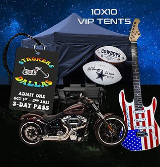 10X10 VIP TENT