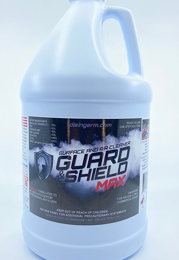 Disingerm Guard & Shield MAX - One Step Solution