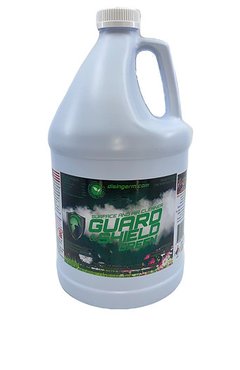 Guard & Shield Green