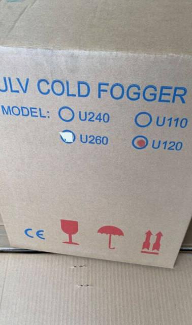 Airofog Flex ULV U120 Cold Fogger