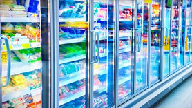 Coronavirus Discovered in Frozen Food.