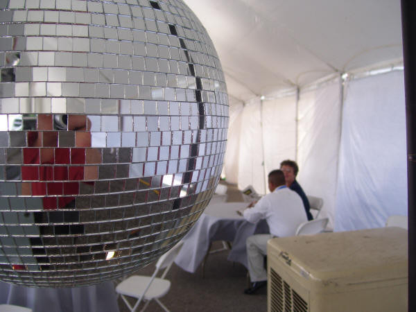 Planet Ford Tent Event