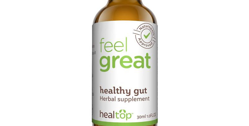 Healthy Gut - Natural Candida Supplement