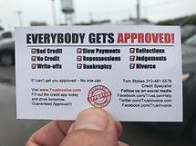 100% Auto Loan Approval