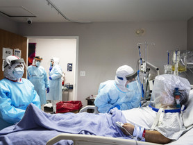 COVID-19 hospitalizations increasing at Parkland in Dallas Texas