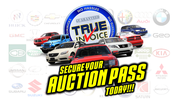 Advertisment - TRUE AUCTION PRICE