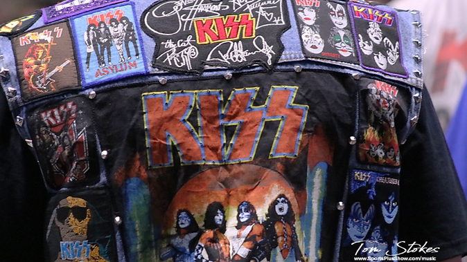 If The NFL isn't bringing people together, KISS sure is... Long Live Rock N Roll!!