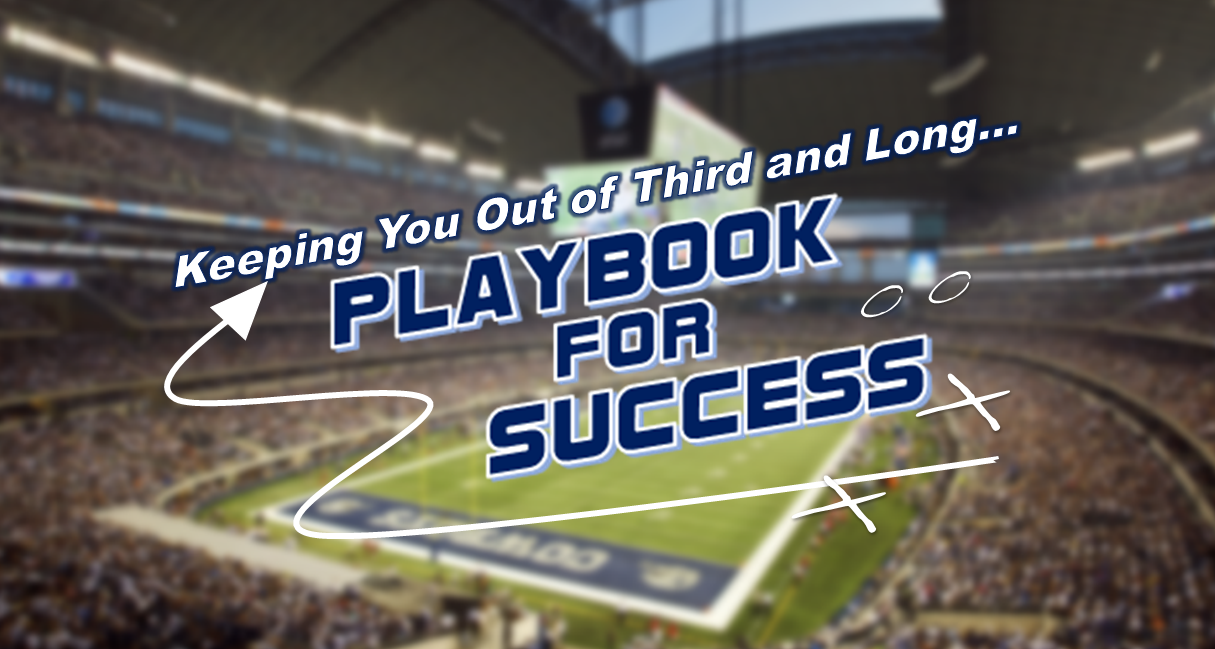 Playbook for Succes