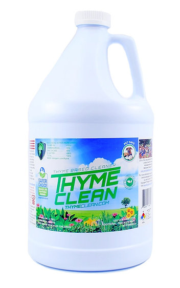 Thyme Clean with Zinc and Lemongrass