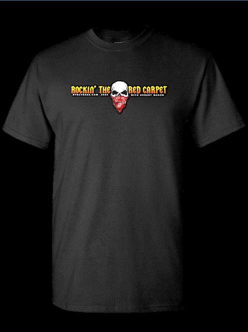 Rockin The Red Carpet Official T-Shirt (BLACK)