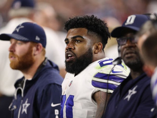 Ezekiel Elliott's suspension back on after court ruling but could refile lawsuit in NY