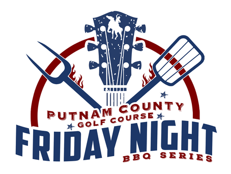 CHECK OUT Putnam County Golf Course's Friday Night BBQ Series June 2021 Lineup