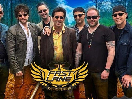 The Fast Lane - A Tribute to the Eagles, Friday, August 6th